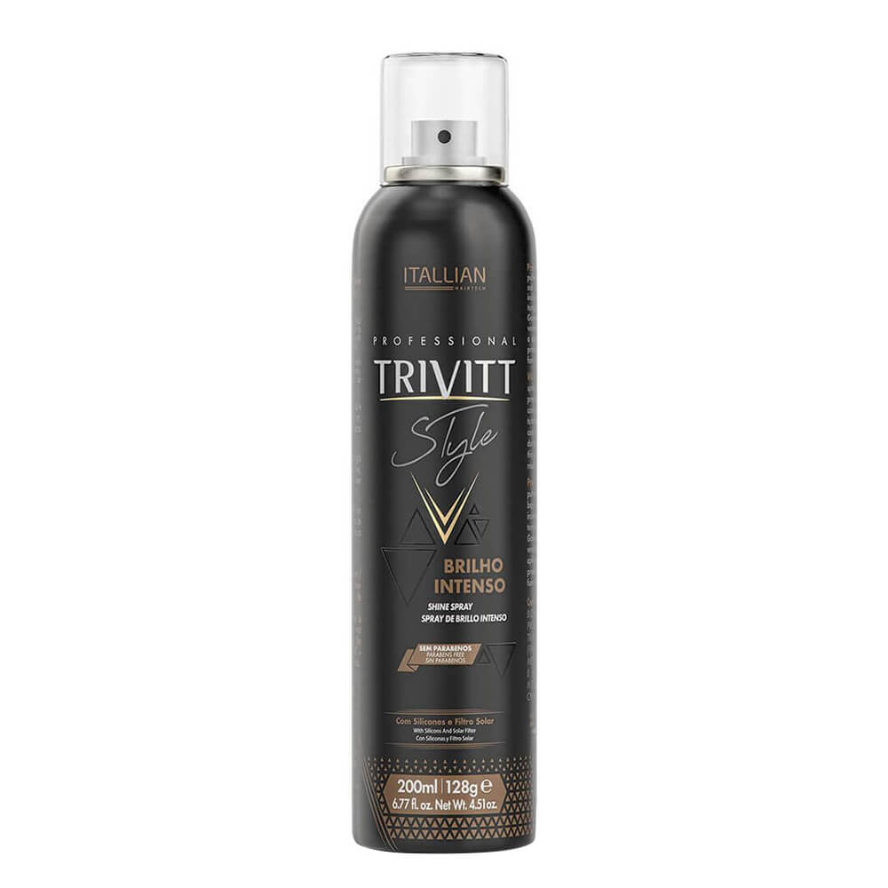 Itallian Trivitt Professional Style Brilho Intenso - 200ml