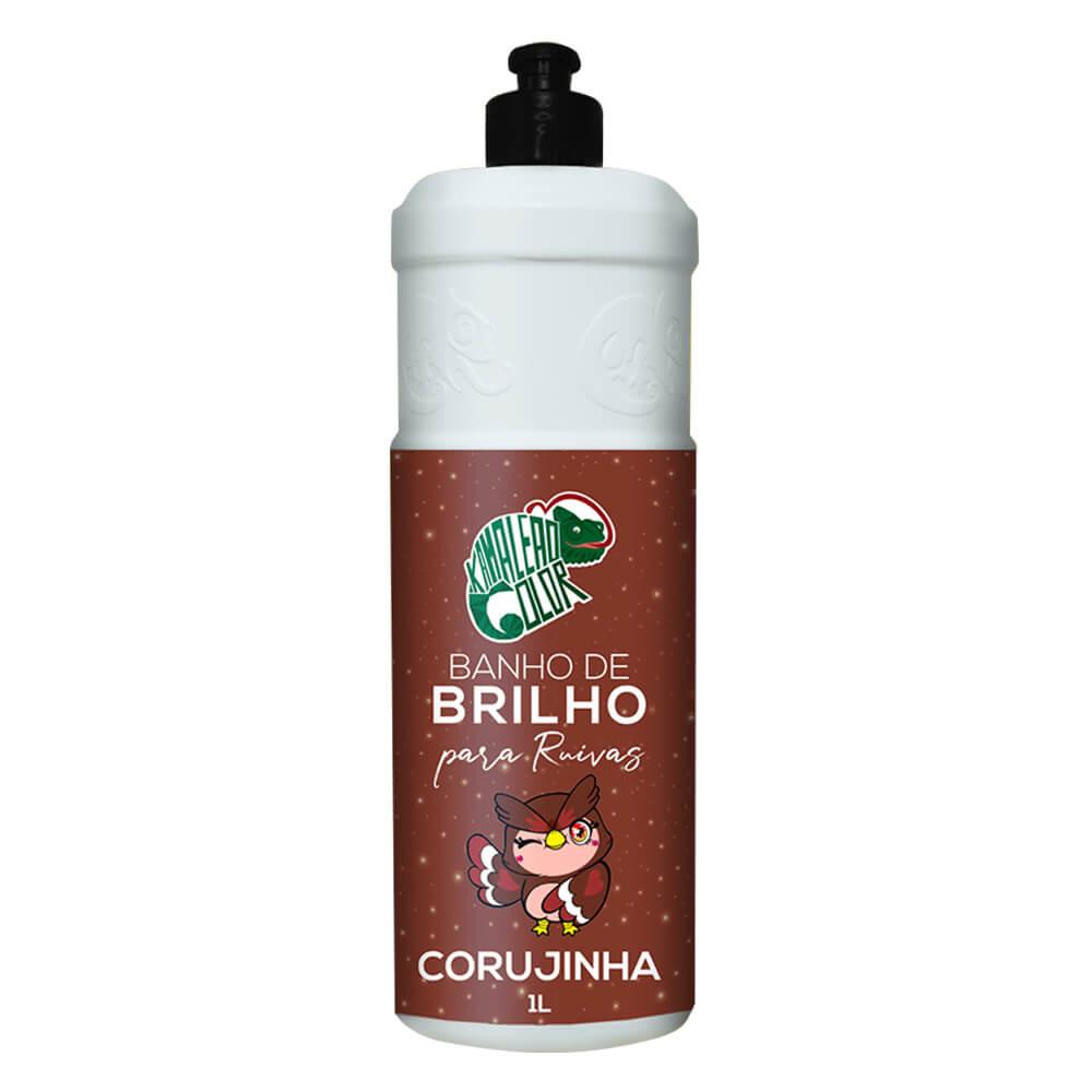 Kamaleão Color Banho de Brilho Corujinha - 1L