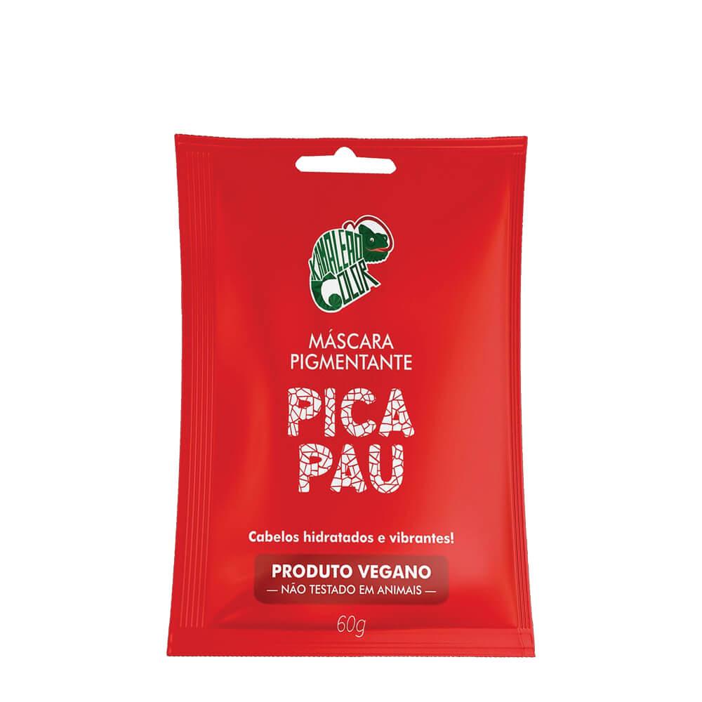 Kamaleão Color Sachê Tonalizante Pica Pau - 60g