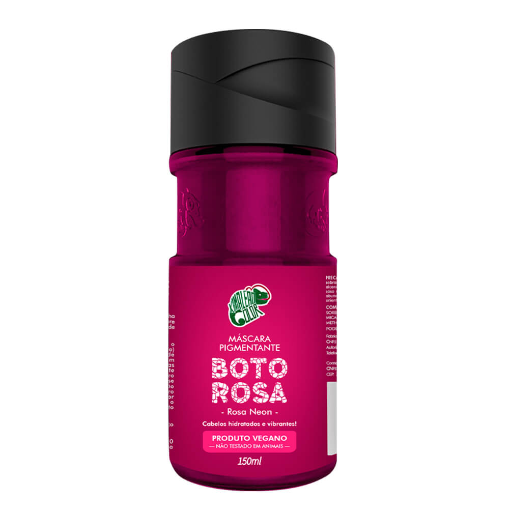 Kamaleão Color Tonalizante Boto Rosa - 150ml