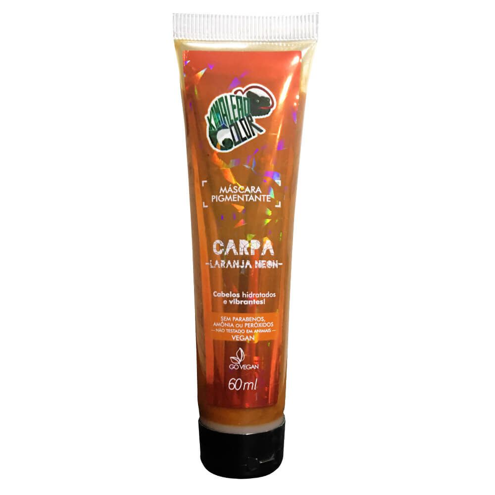 Kamaleão Color Tonalizante Carpa - 60ml