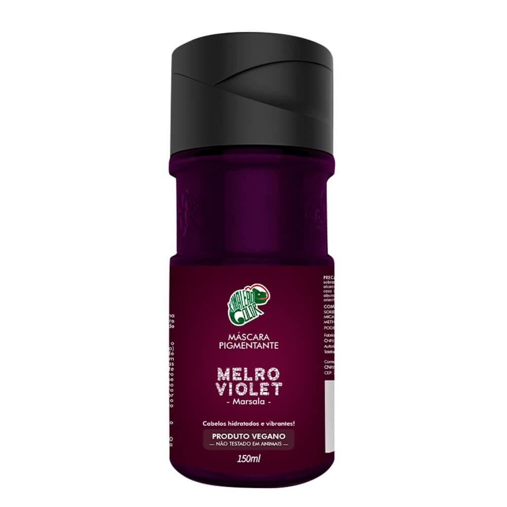 Kamaleão Color Tonalizante Melro Violet Marsala - 150ml