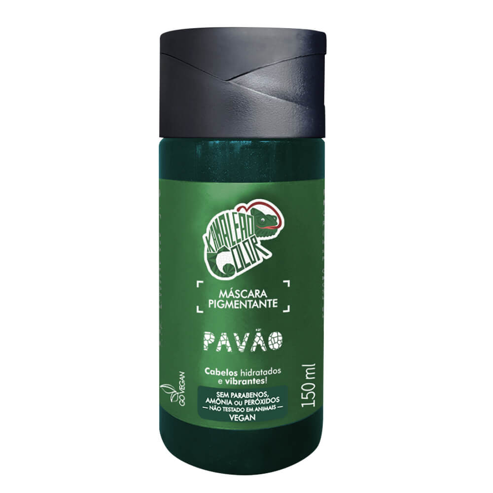 Kamaleão Color Tonalizante Pavão - 150ml