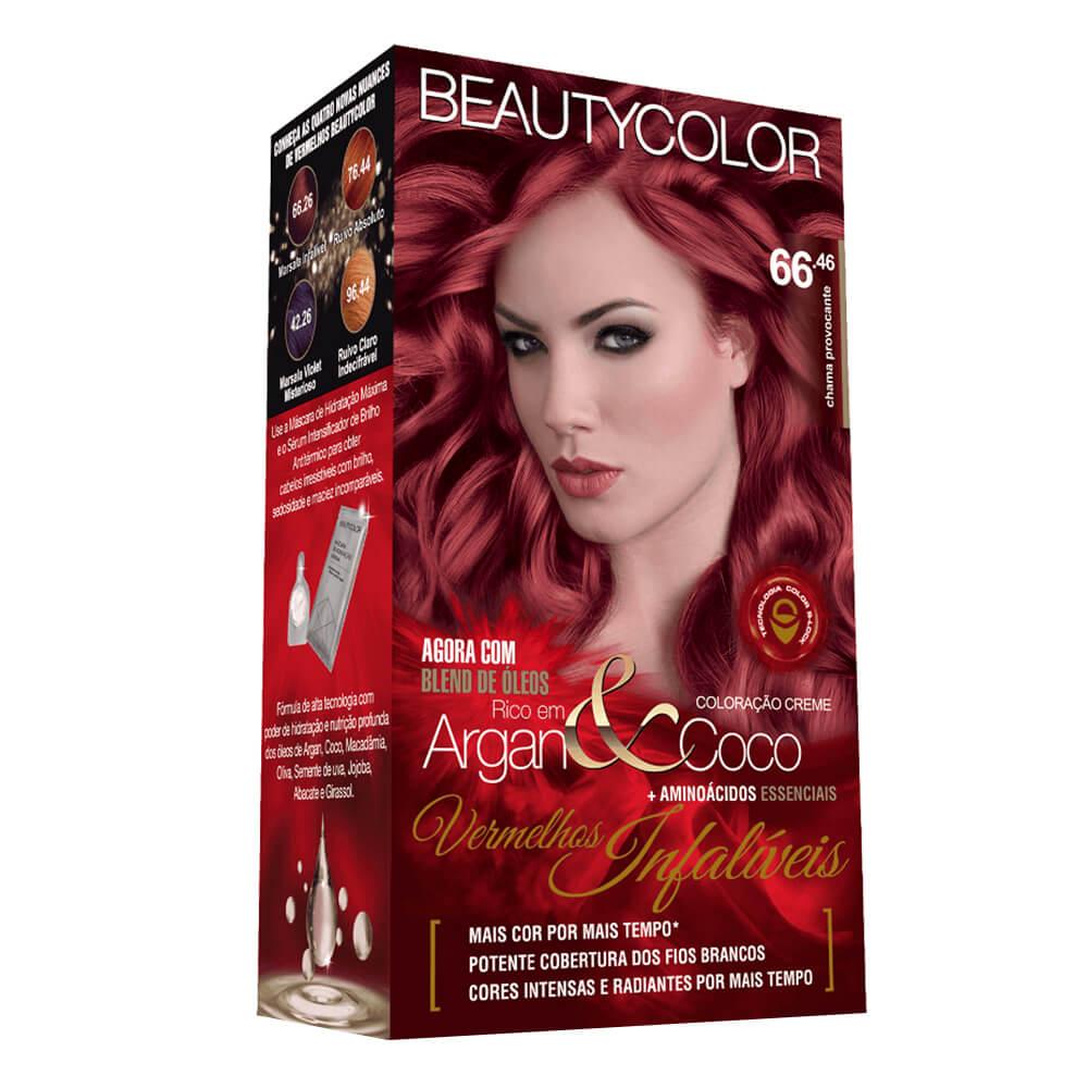 Kit BeautyColor 66.46 - Chama Provocante