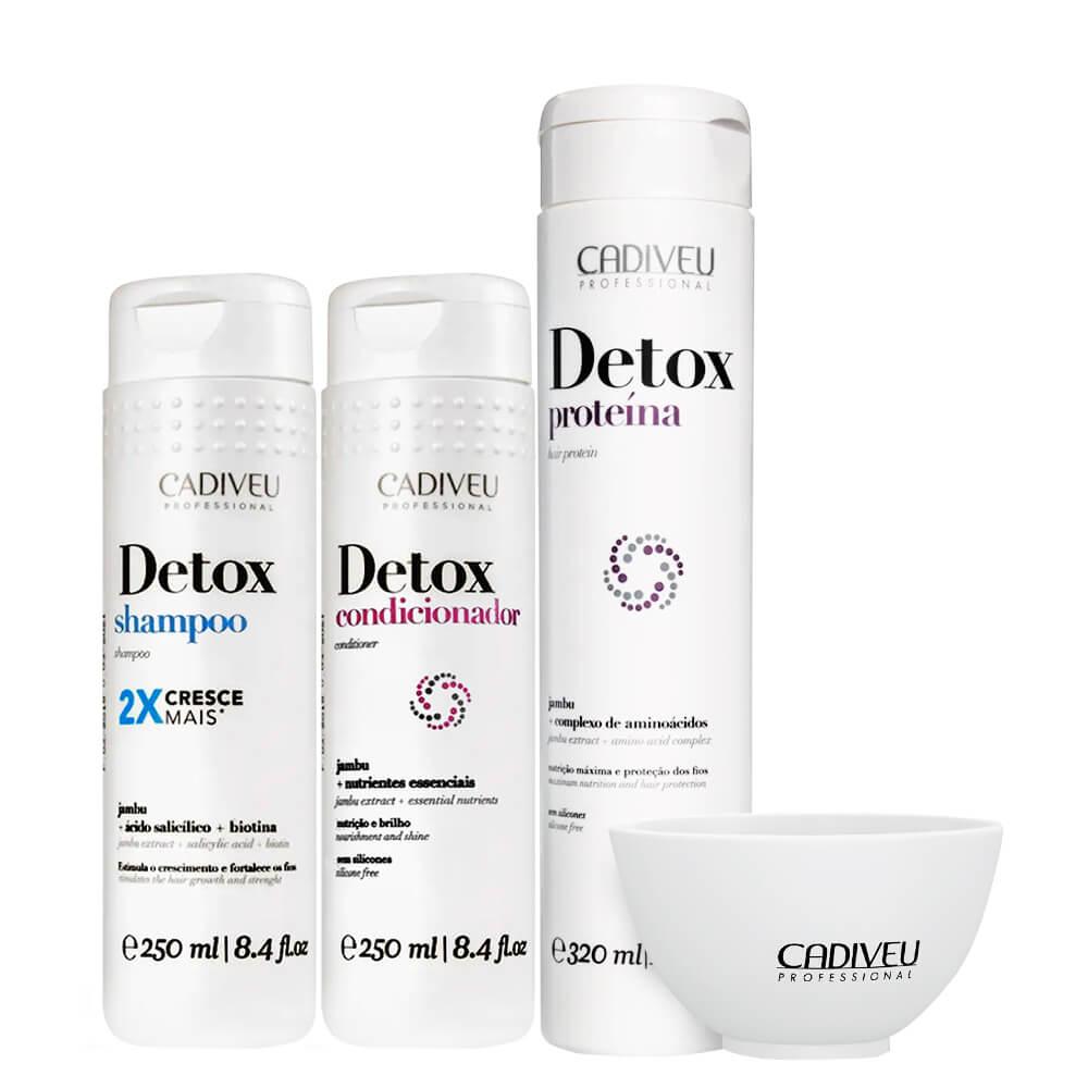 Kit Cadiveu Home Care Detox