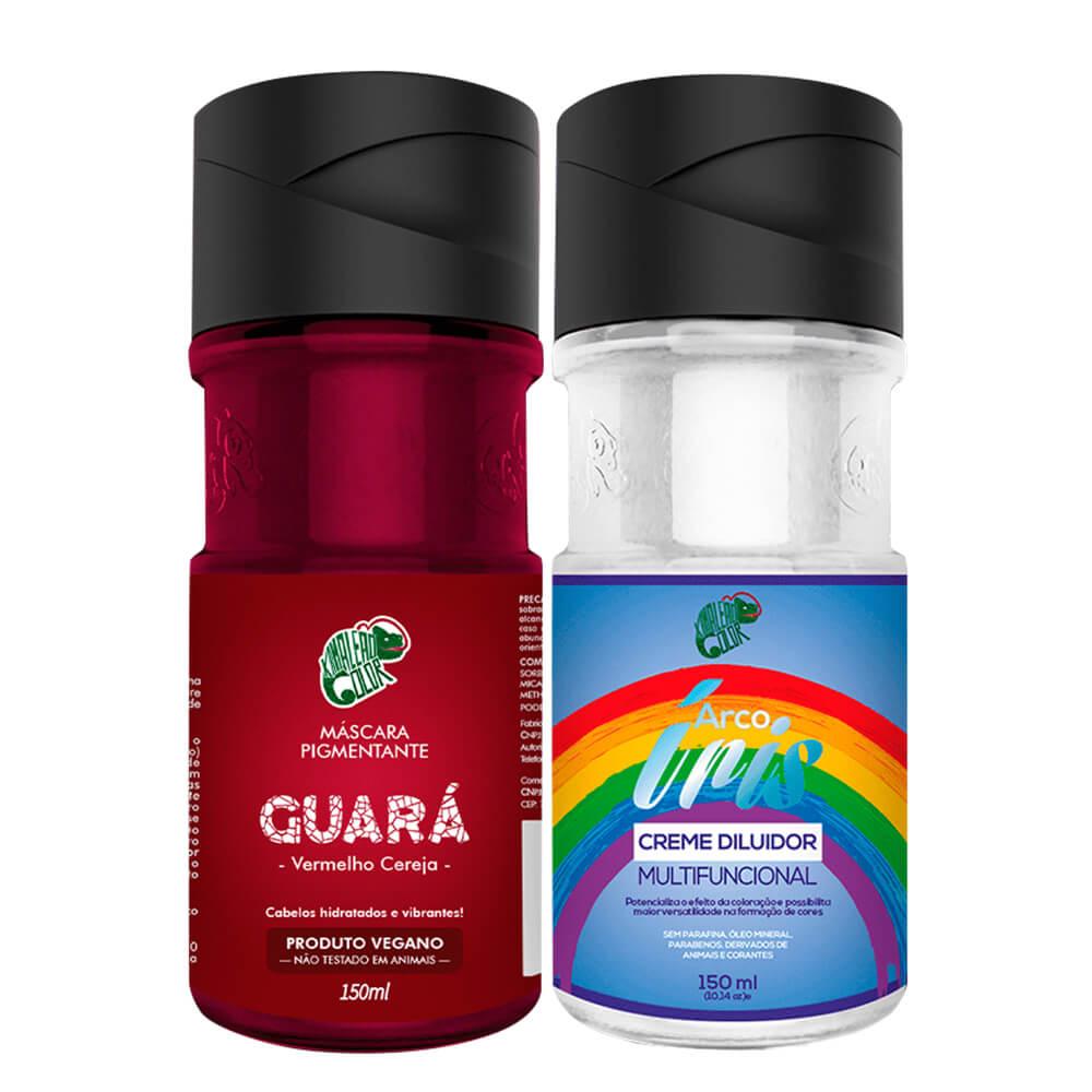 Kit Kamaleão Color - Guará e Diluidor 150ml