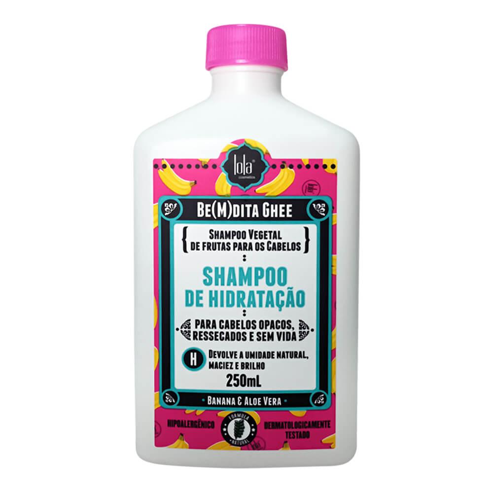Lola Cosmetics Shampoo Be(m)dita Ghee Banana - 250ml