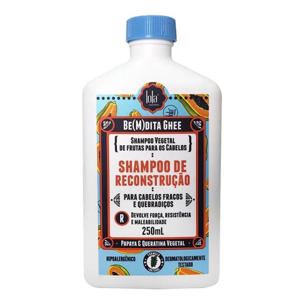 Lola Cosmetics Shampoo Be(m)dita Ghee Mamão - 250ml