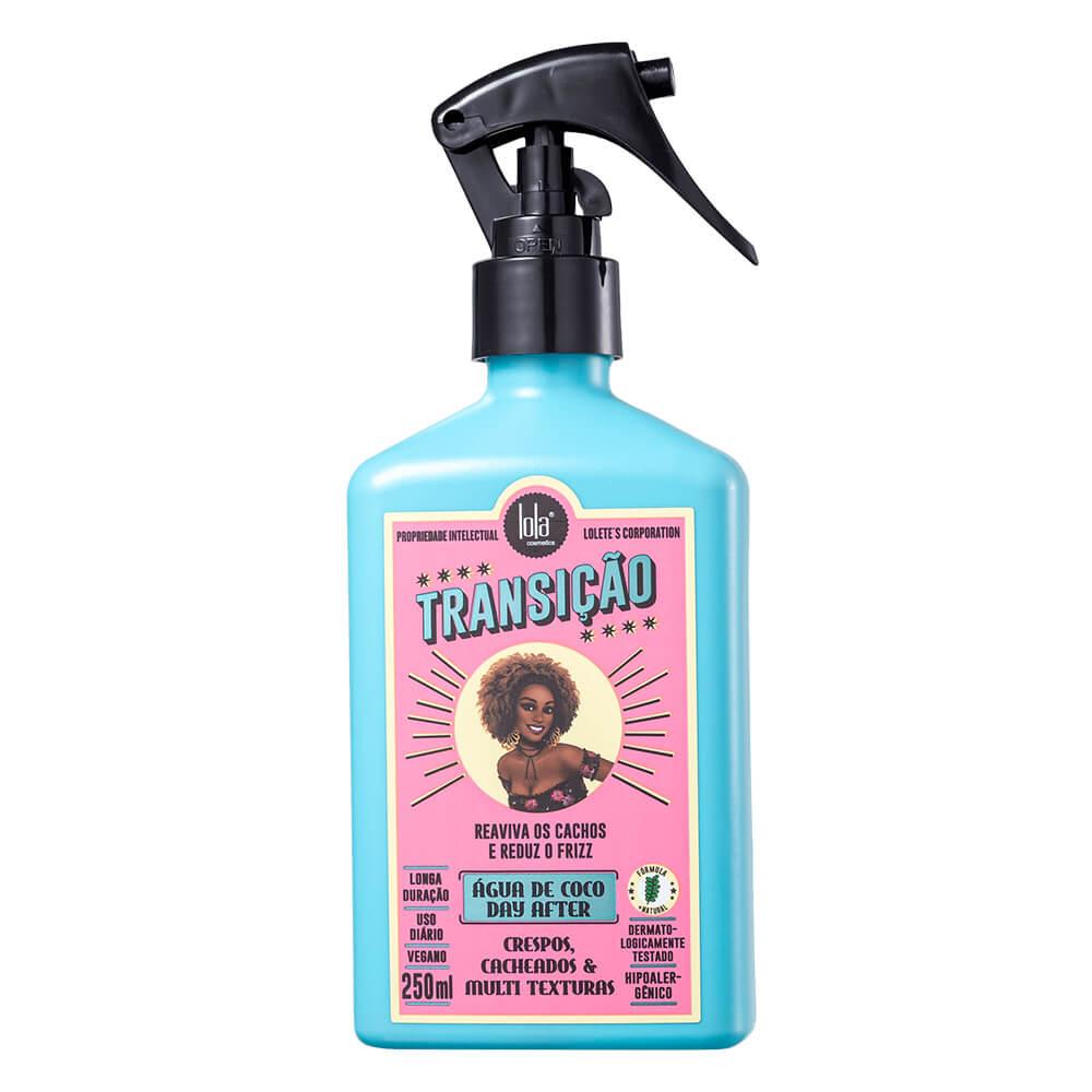 Lola Cosmetics Transicao Agua De Coco 250Ml