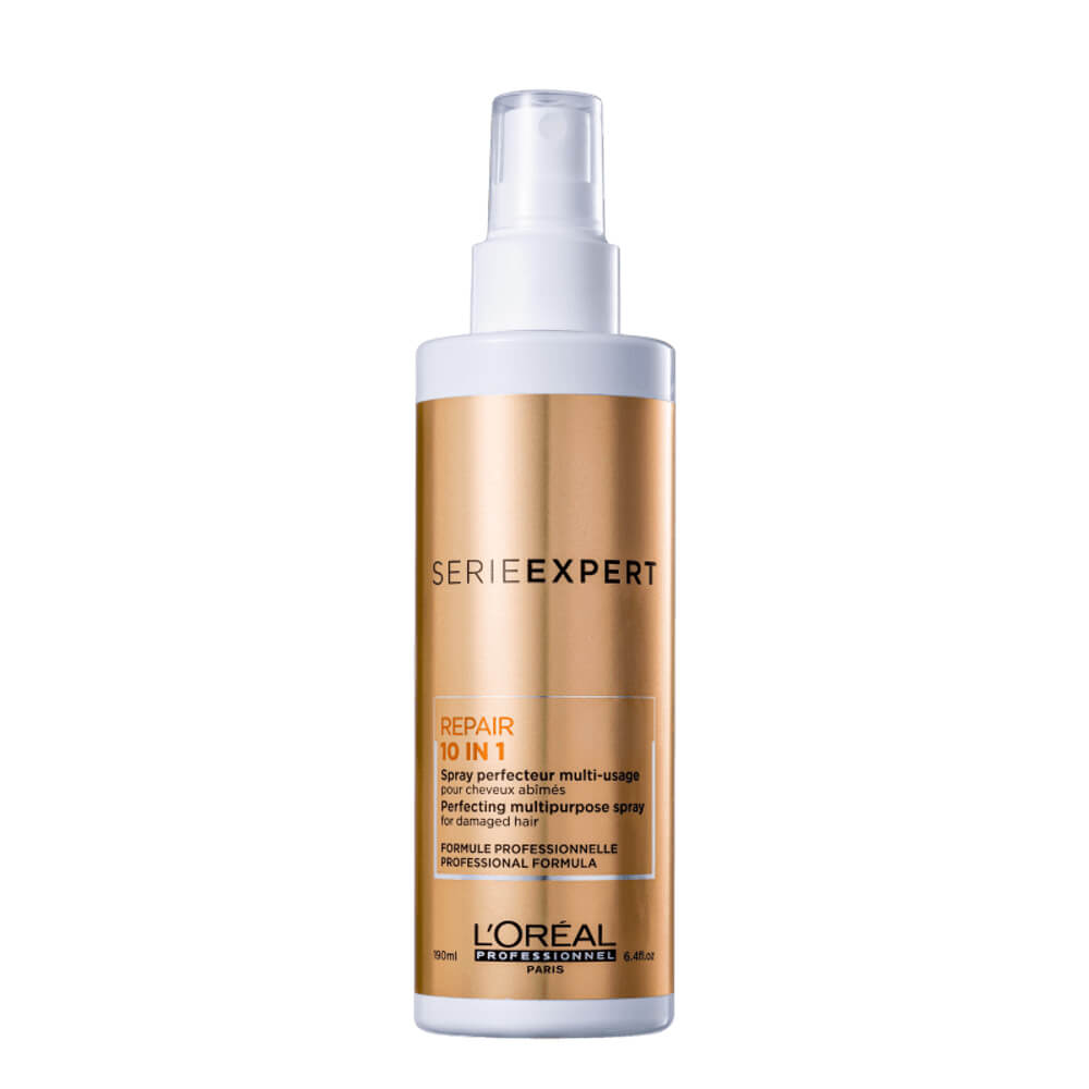 Loreal Professionnel Serie Expert Leave-in Absolut Repair Gold Quinoa 10 IN 1 - 190ml