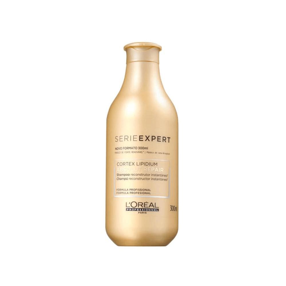 L'oreal Profissional Shampoo Absolut Repair Cortex Lipidium - 300ml