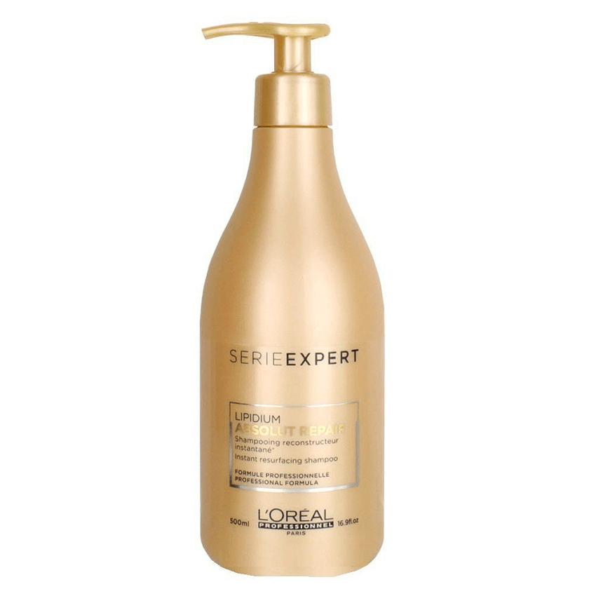 L'oreal Profissional Shampoo Absolut Repair Cortex Lipidium - 500ml