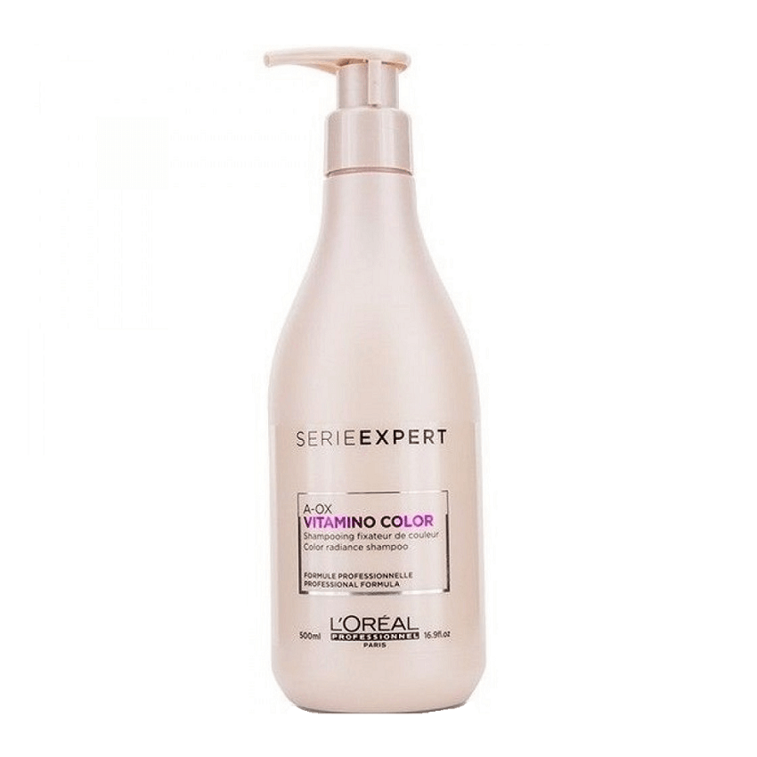 Loreal Profissional Shampoo Vitamino Color A-OX - 500ml