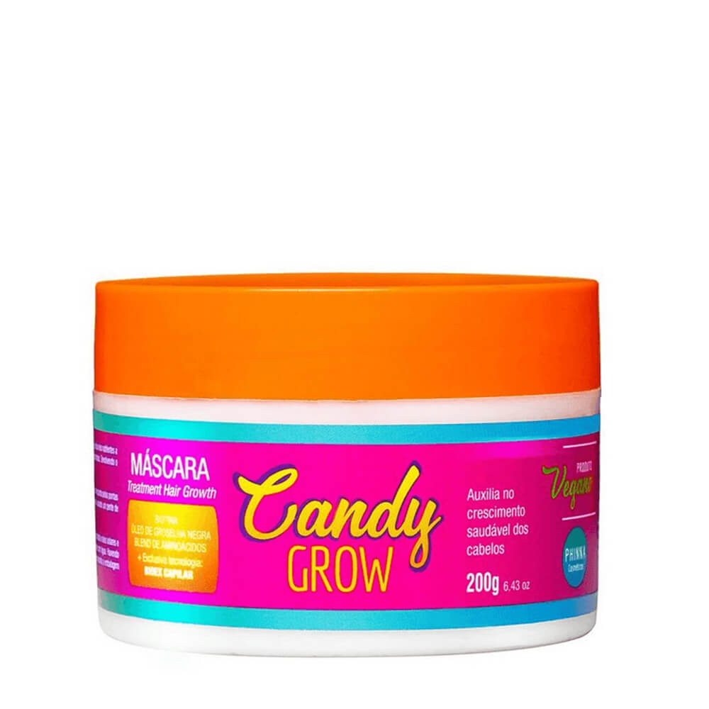 Phinna Máscara de Tratamento Candy Grow - 200g