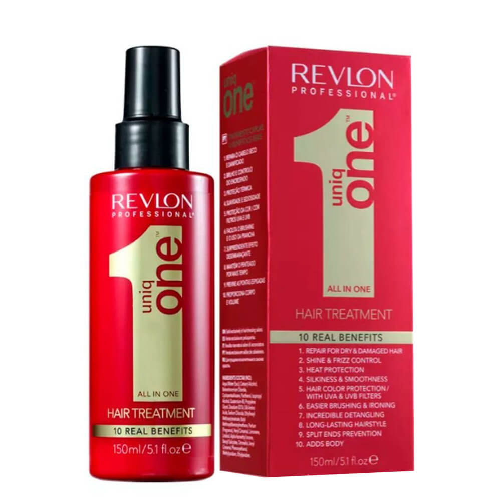 Revlon Professional Leave-In Uniq One All In One Hair Treatment - 150ml