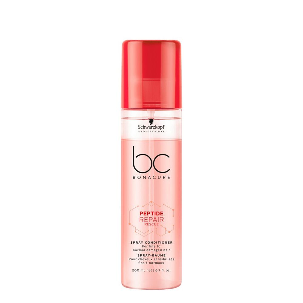 Schwarzkopf Professional Bonacure Condicionador Spray New Repair Rescue - 200ml