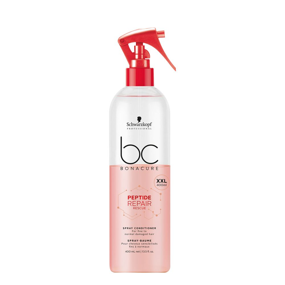 Schwarzkopf Professional Bonacure Condicionador Spray New Repair Rescue - 400ml