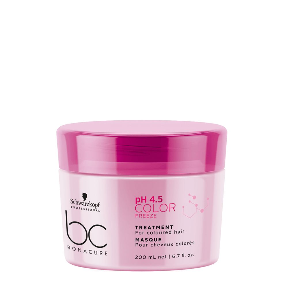 Schwarzkopf Professional Bonacure Máscara de Tratamento New pH 4.5 Color Freeze - 200ml