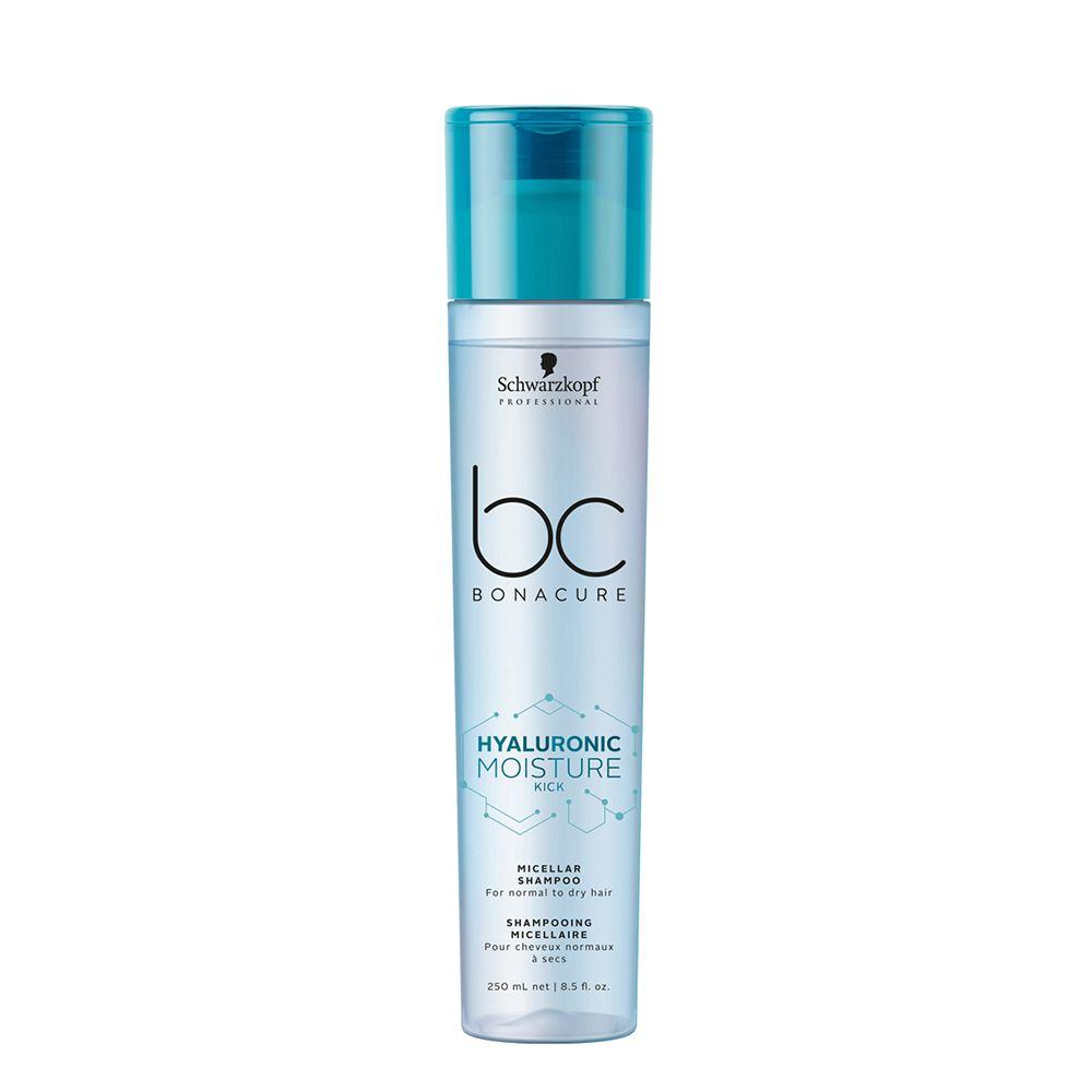 Schwarzkopf Professional Bonacure Shampoo New Moisture Kick - 250ml