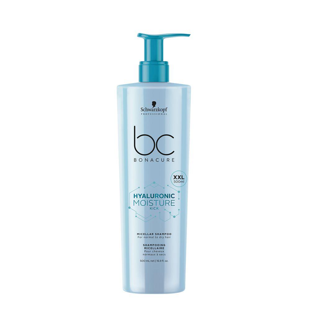 Schwarzkopf Professional Bonacure Shampoo New Moisture Kick - 500ml