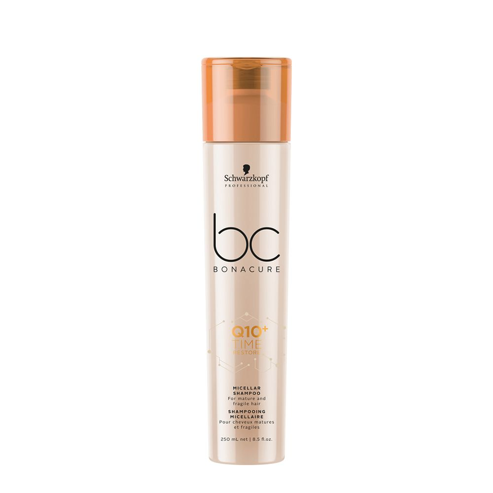 Schwarzkopf Professional Bonacure Shampoo New Q10+ 250ml
