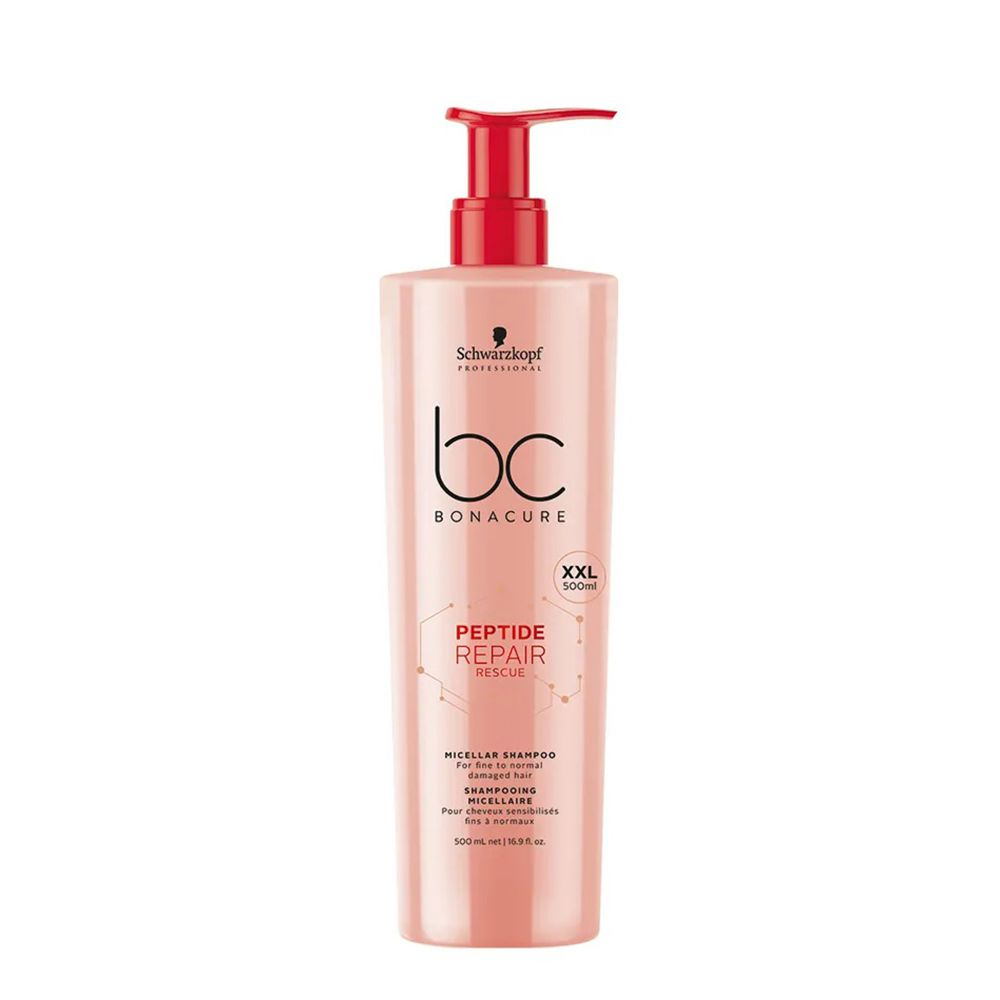 Schwarzkopf Professional Bonacure Shampoo New Repair Rescue - 500ml