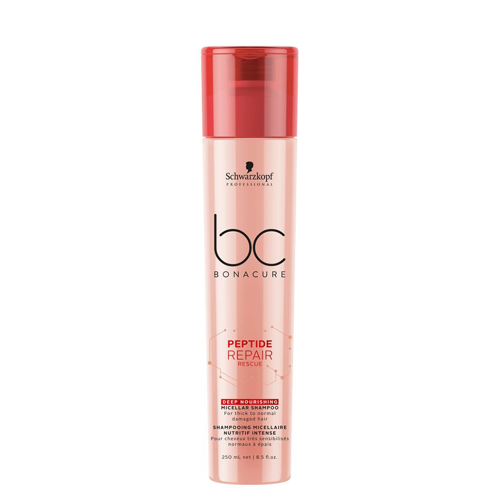 Schwarzkopf Professional Bonacure Shampoo New Repair Rescue Deep Nourish - 250ml
