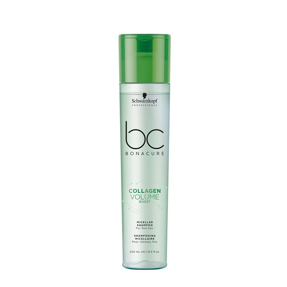 Schwarzkopf Professional Bonacure Shampoo New Volume Boost - 250ml