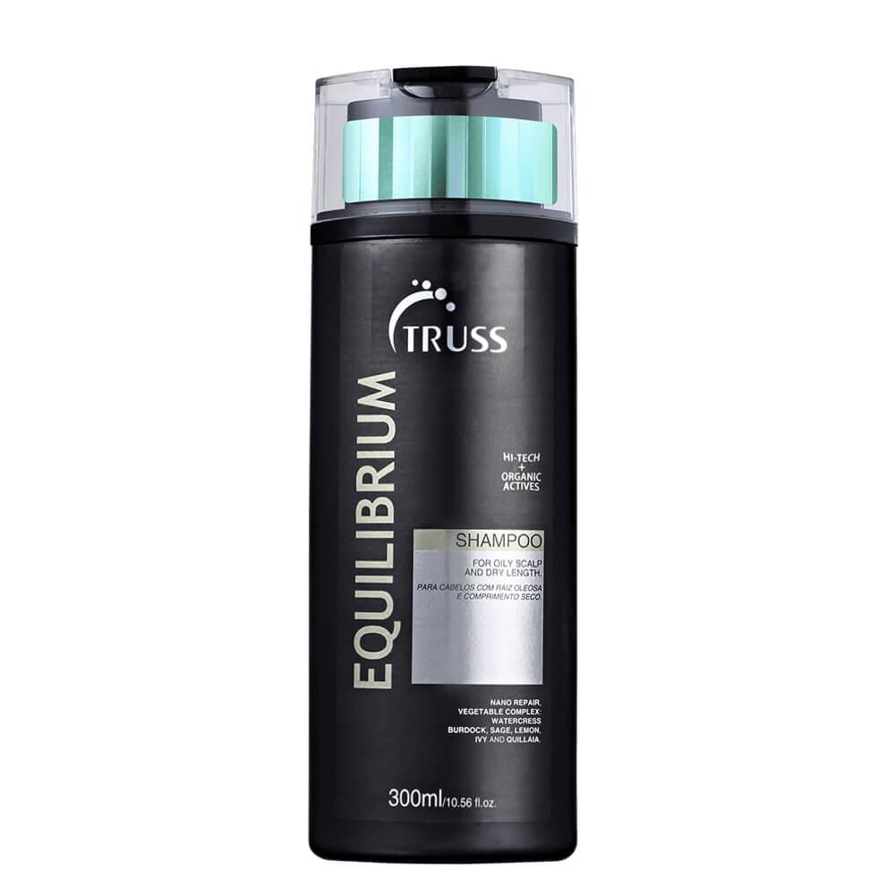 Truss Shampoo Equilibrium Ativos Orgânicos - 300ml