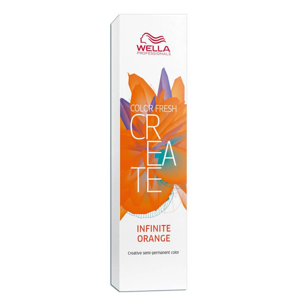 Wella Professionals Tonalizante Color Fresh Create Infinite Orange - 60 ml