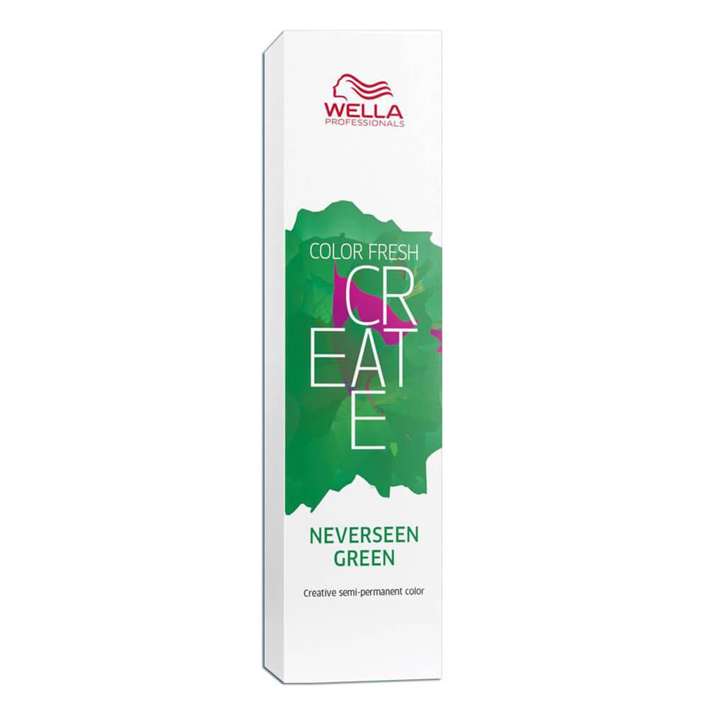 Wella Professionals Tonalizante Color Fresh Create Neverseen Green - 60 ml