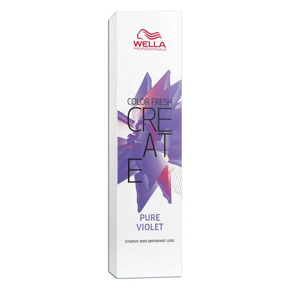 Wella Professionals Tonalizante Color Fresh Create Pure Violet - 60 ml