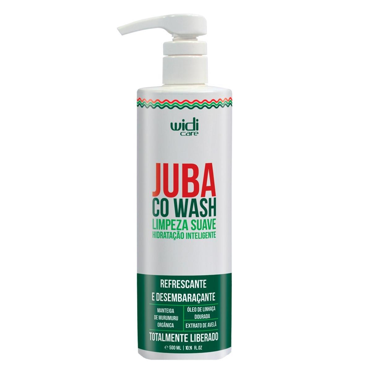 Widi Care Condicionador de Limpeza Juba Co Wash - 500ml