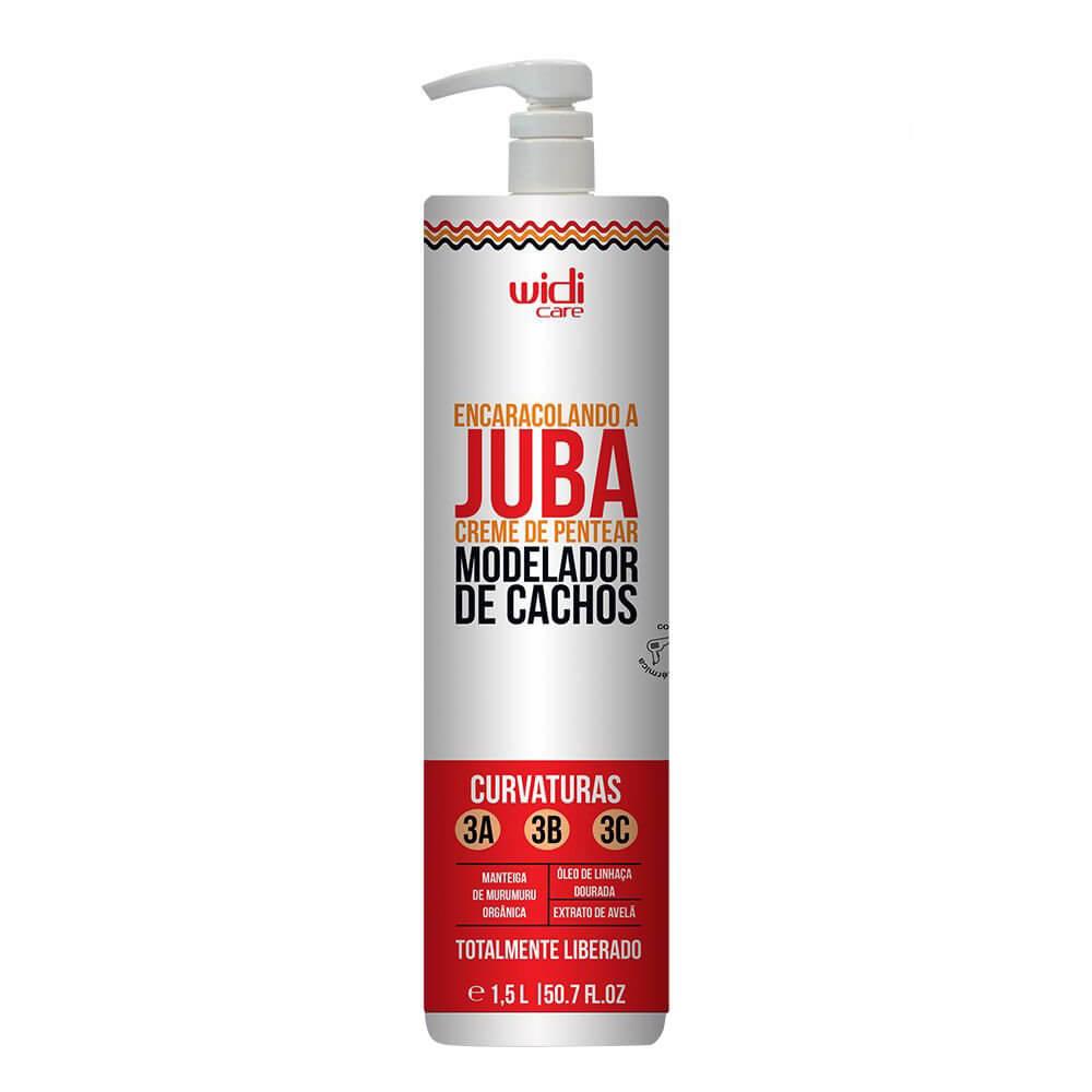 Widi Care Creme de Pentear Encaracolando a Juba - 1500ml