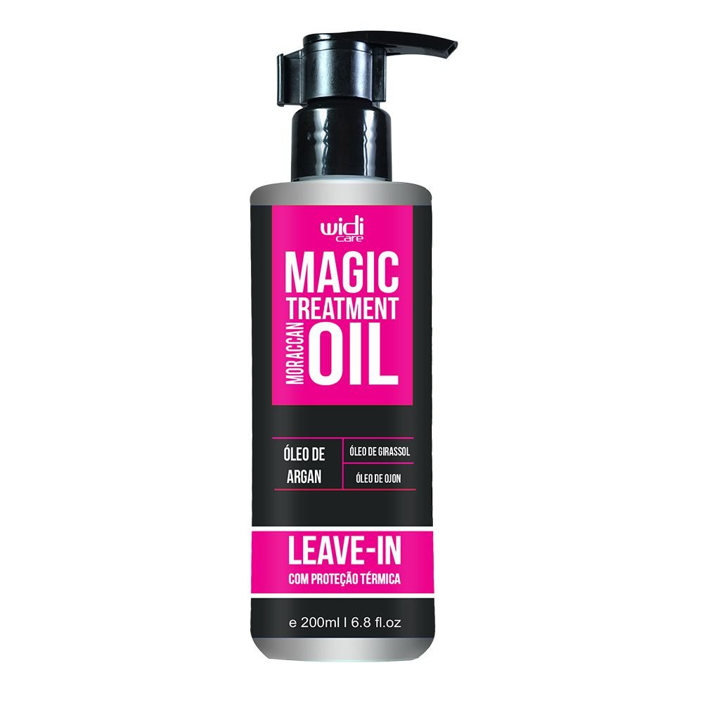 Widi Care Leave-In Magic Treatment Moraccan Oil - 200ml