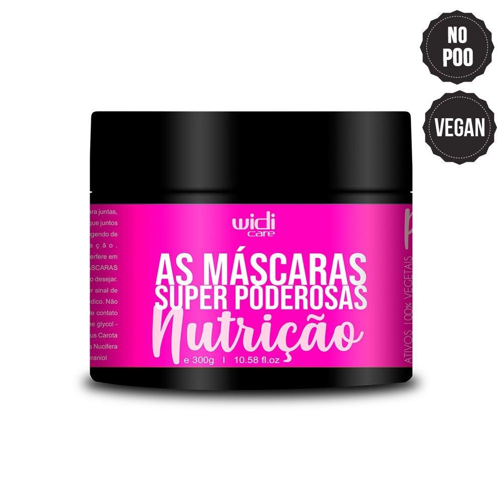 Widi Care Máscara Super Poderosas Nutrição - 300g