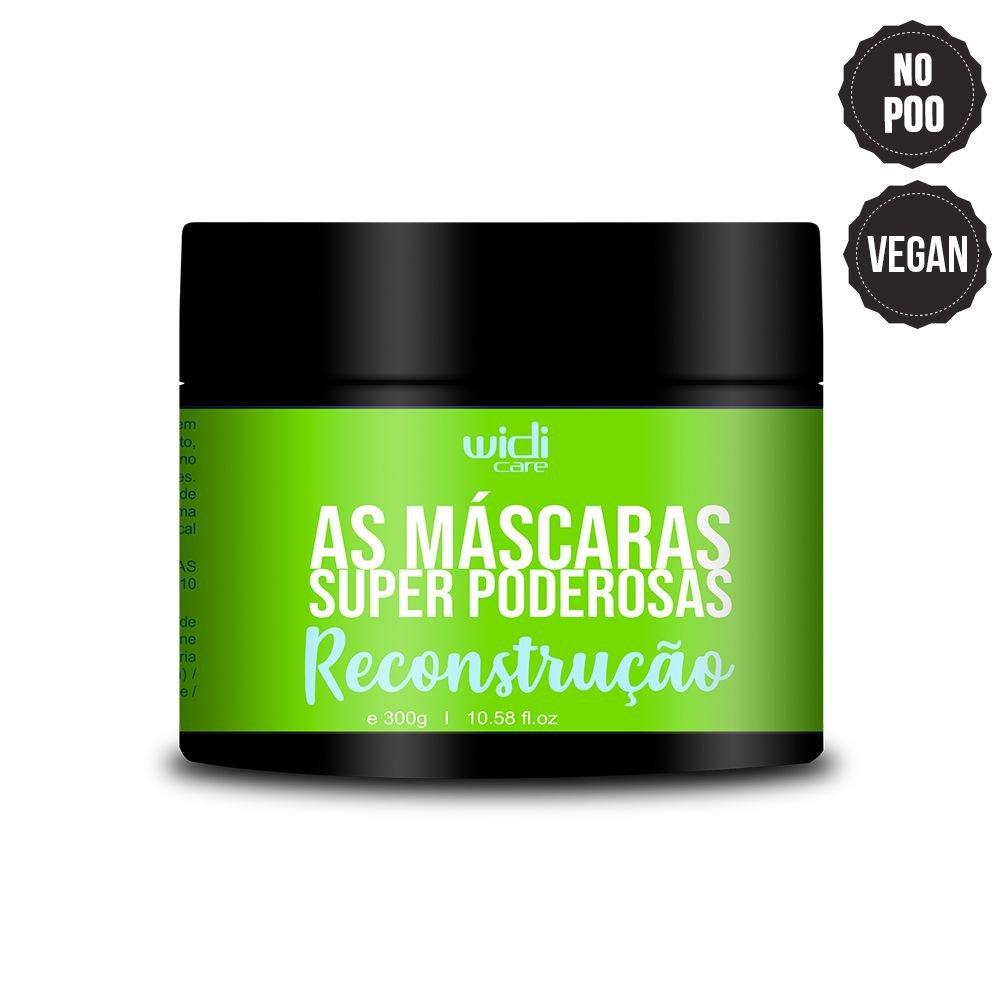 Widi Care Máscara Super Poderosas Reconstrução - 300g