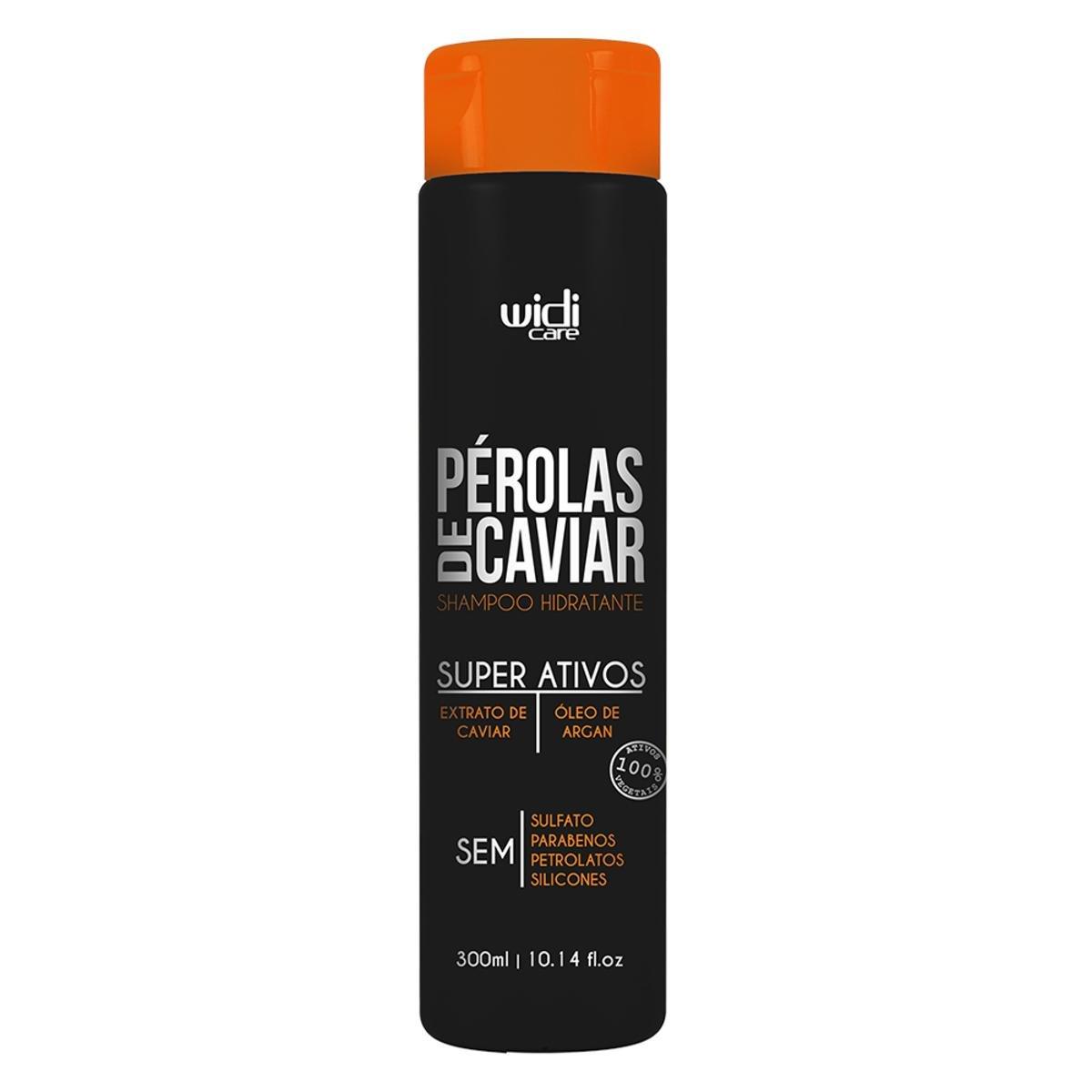 Widi Care Shampoo Hidratante Pérolas De Caviar - 300ml
