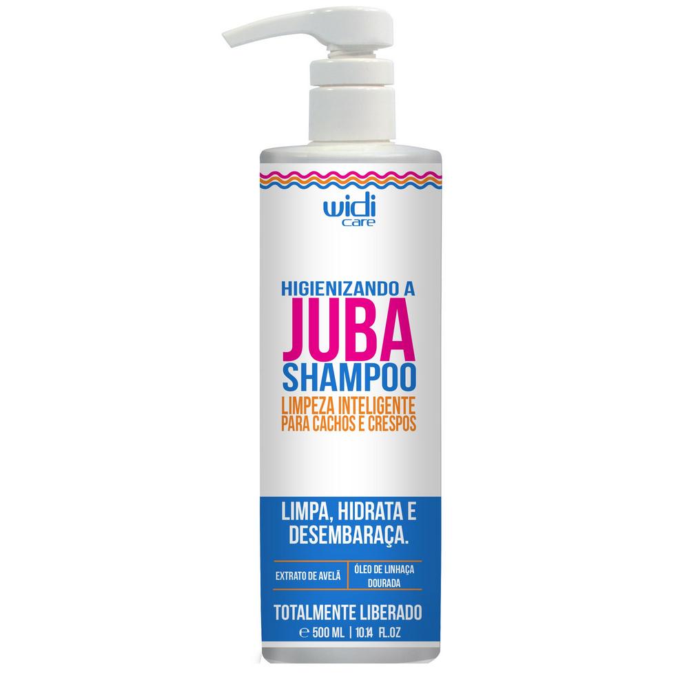Widi Care Shampoo Higienizando a Juba - 500ml
