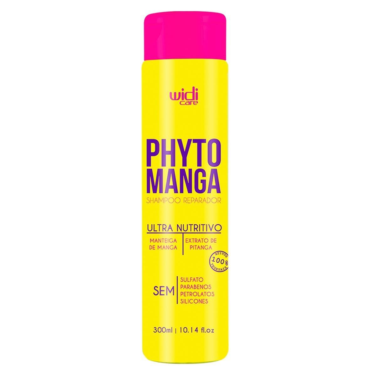 Widi Care Shampoo Reparador Phyto Manga - 300ml