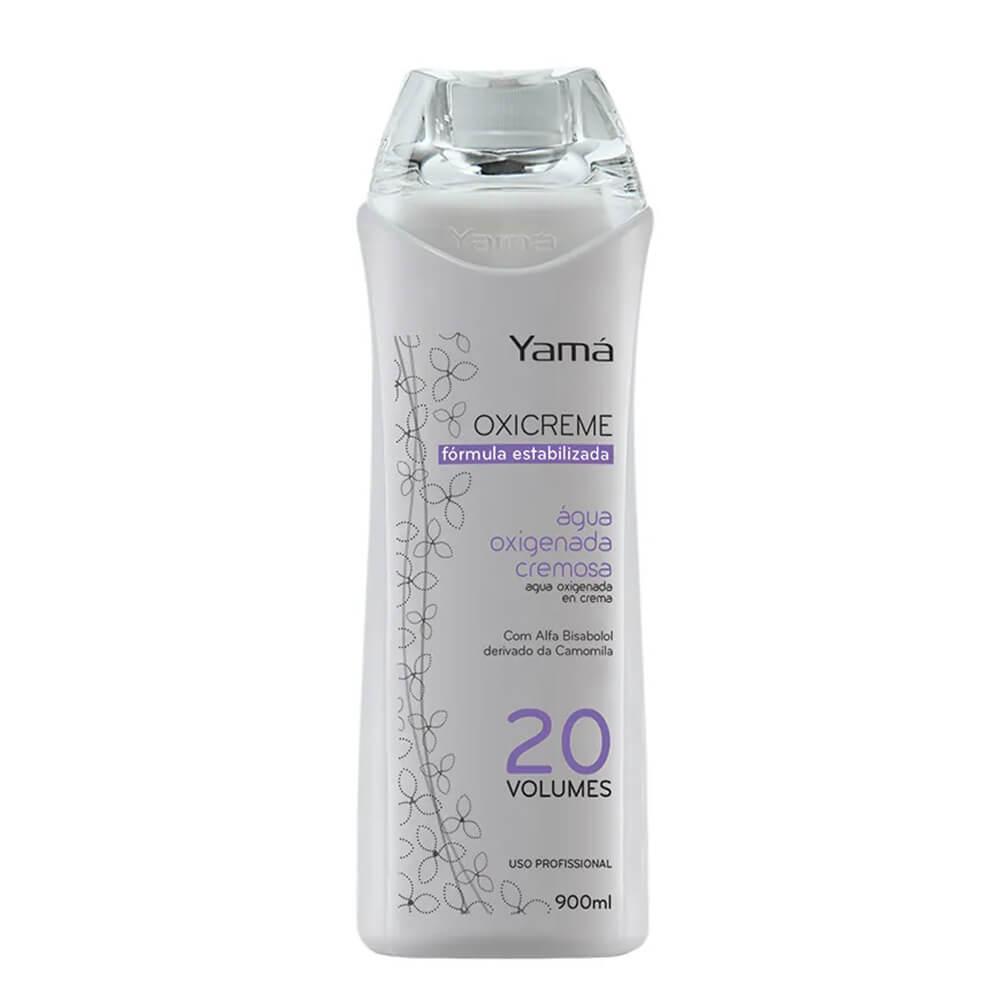 Yamá Água Oxigenada Oxicreme 20vol - 900ml