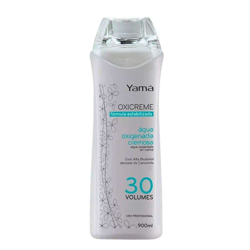 Yamá Água Oxigenada Oxicreme 30vol - 900ml