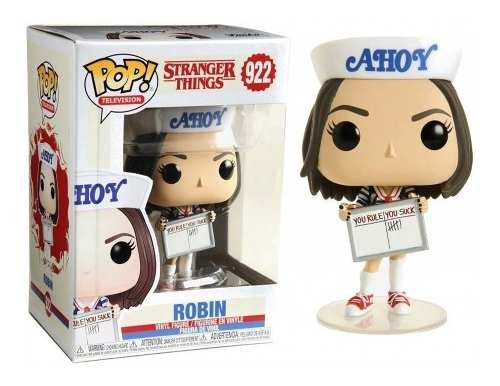 Funko Pop! Stranger Things - Robin #922