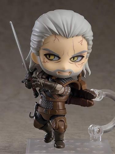 Boneco Geralt - The Witcher - Nendoroid 907