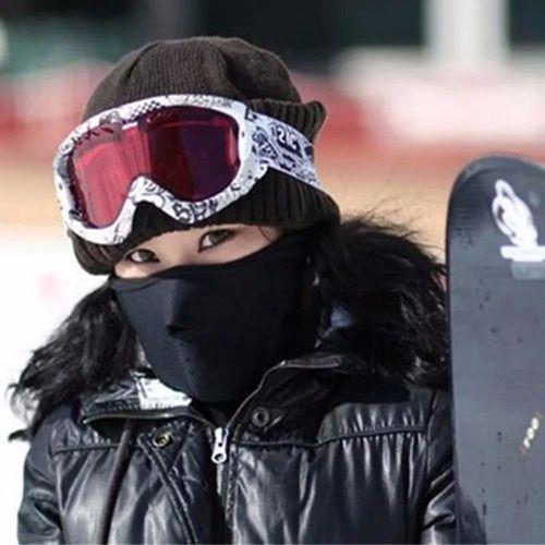 Kit 5 Mascaras Balaclava Proteção Frio