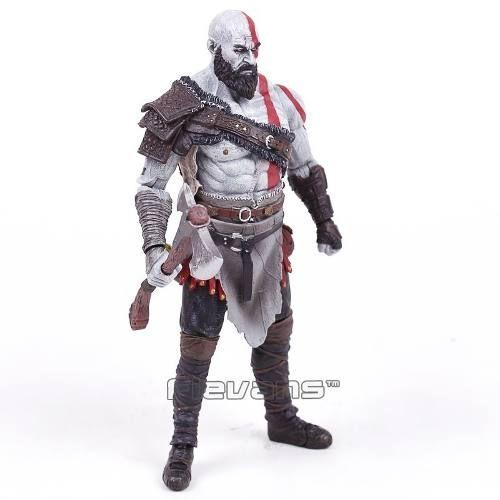 Boneco Kratos God Of War 4 - Action Figure
