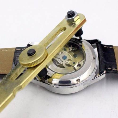 Estojo Kit Ferramentas Para Relógio Relojoeiro