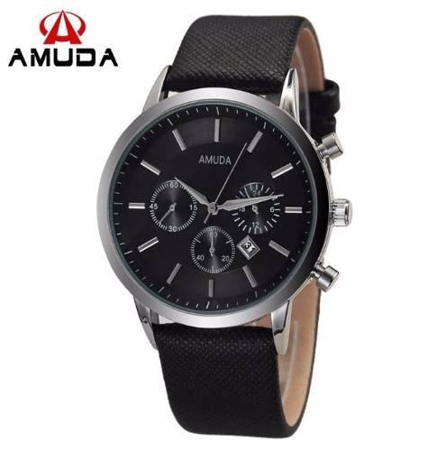 Relógio Masculino Amuda Original Com Calendário
