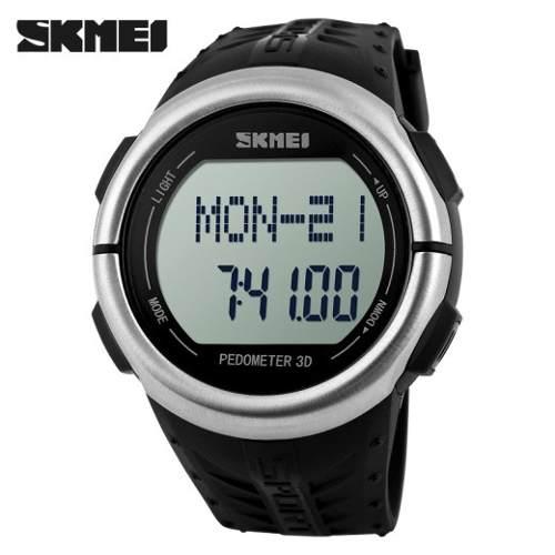 Relógio Unissex Skmei Digital Pedômetro Esporte Dg1058 Promo