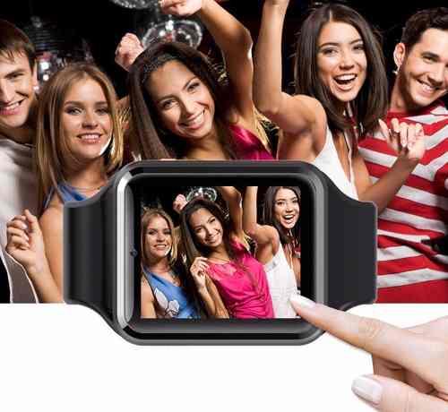 Relógio Smartwatch Celular A1 3g Chip Android Samsung App